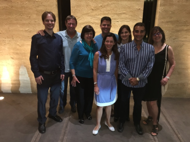 Coming Full Circle – Dinner with the Surgeons