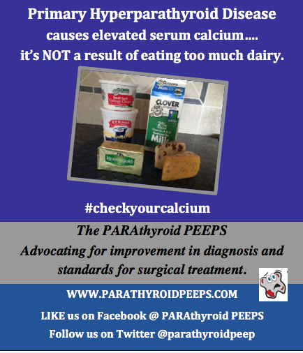 Slightly elevated calcium values are ignored… Avoid The Pitfalls of Delayed Diagnosis & Treatment of Primary Hyperparathyroid Disease